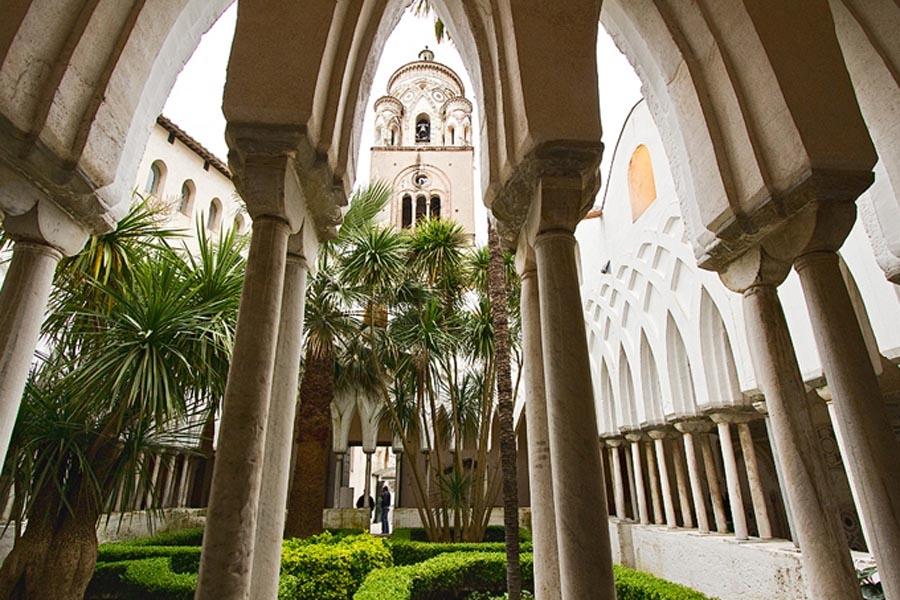 Chiostro del Paradiso del Duomo di Amalfi