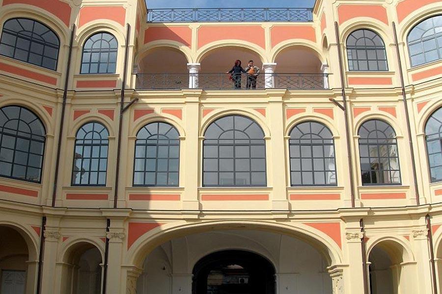 Consolidamento Archi Villa Vannucchi