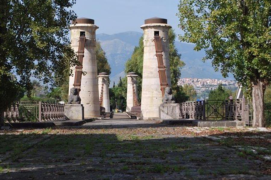 Museo Minturno (ponte borbonico)